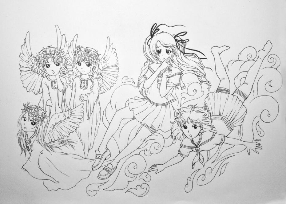 Små änglar