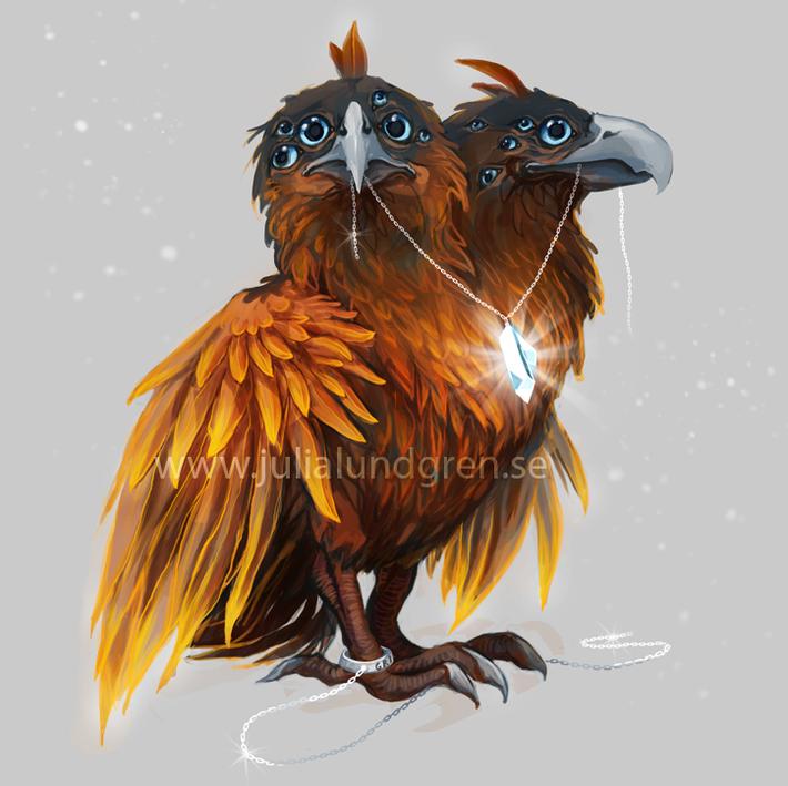 Sorcerer's pet