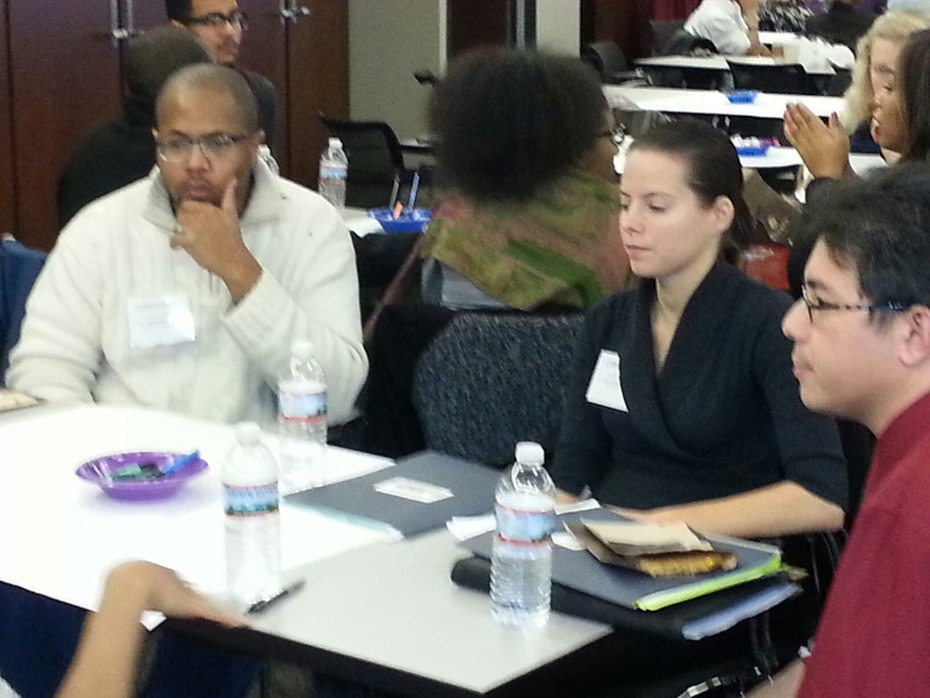 Nov. 4 Tutor/Mentor Conference networking-4