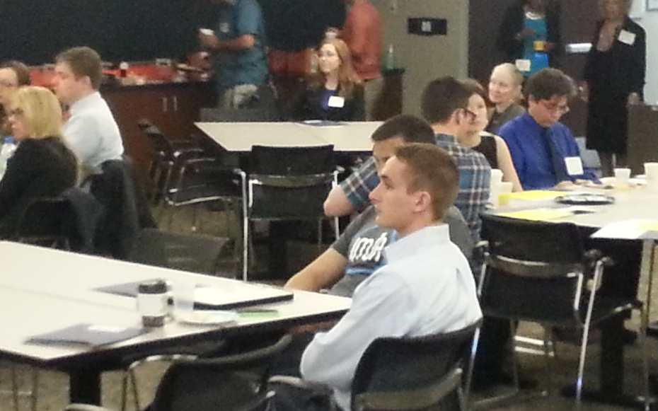 May 8, 2015 Tutor/Mentor Conference- morning session-1