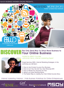 BBWO Weekend Workshop: How to Drive Business to Your Business