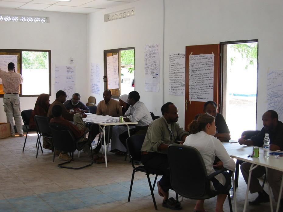 Peacebuilders in Somalia - PATRIR Workshop in Cooperation with UNICEF