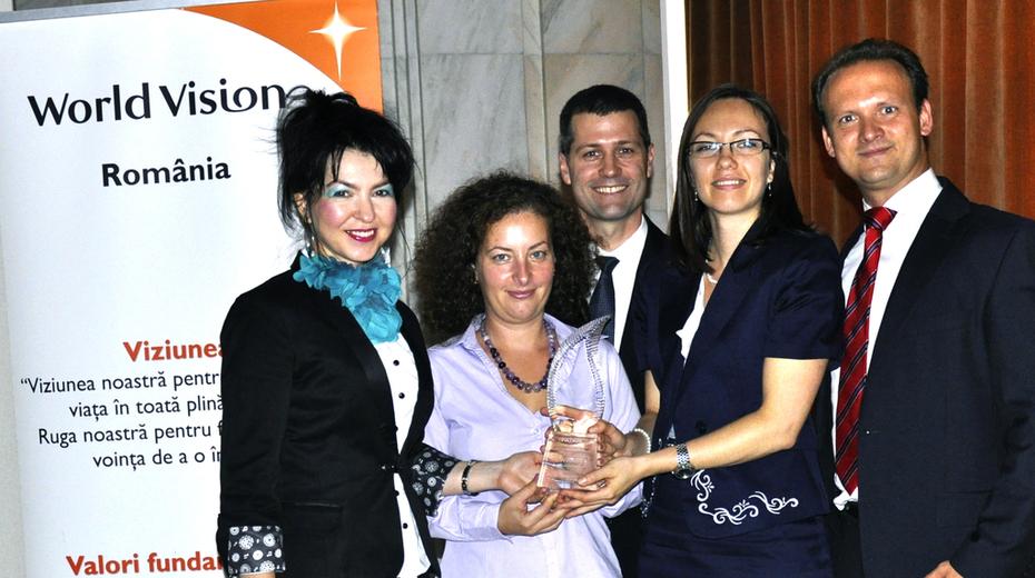 2011 Peace Prize PATRIR staff