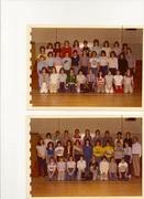 1980-81 grade 7 Mrs. Haupin grade 8 Carrato