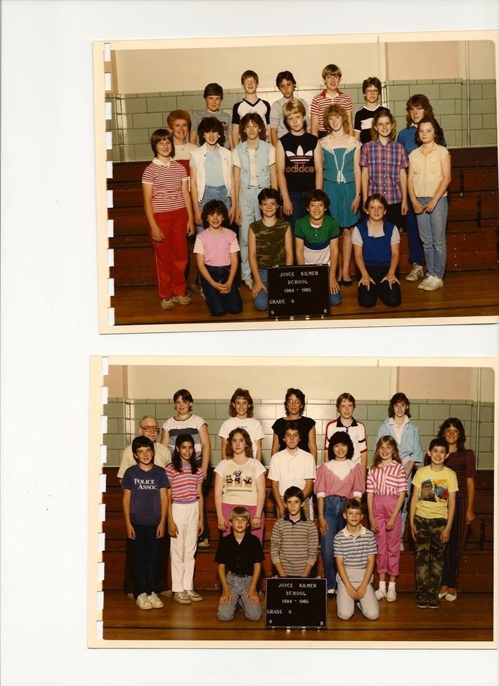 1984-85 gr 6 Lessner Kesselman