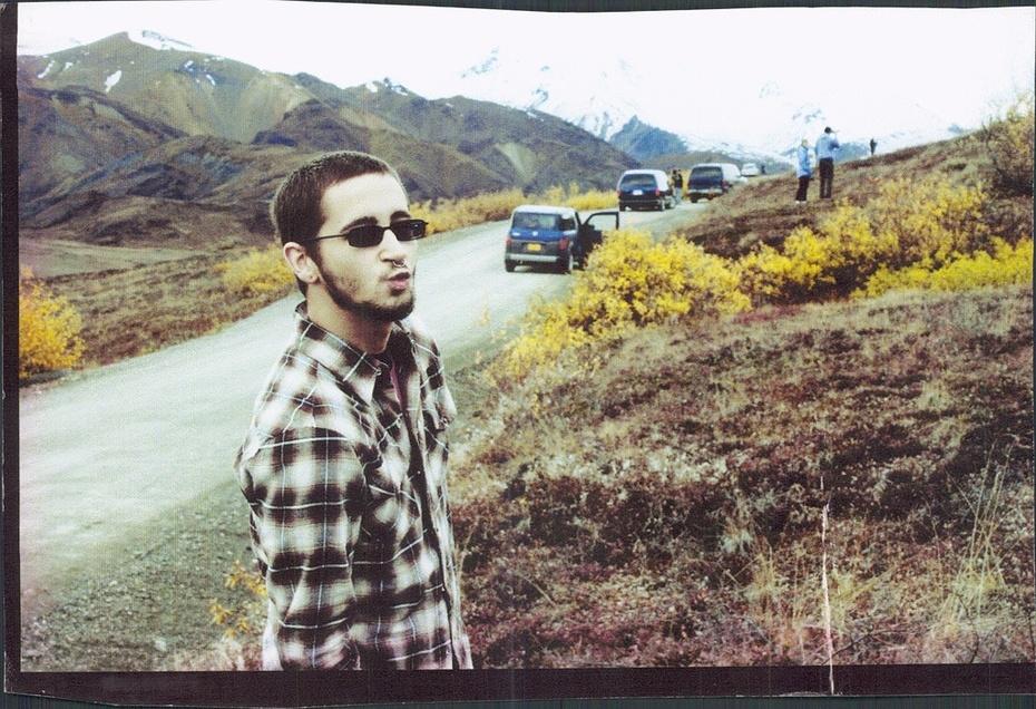 Jeremy in Alaska