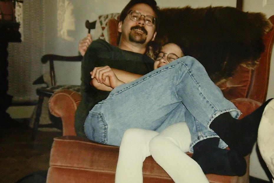 Jeremy & Dad