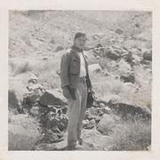 My Dad in Death Valley, California