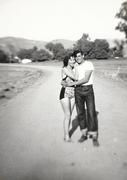 Gloria and Richie Leandro
