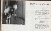 Jazz Hot - avril 1958 - annonce concert JATP