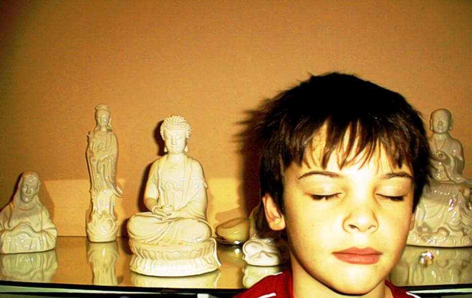 Ian and figurines