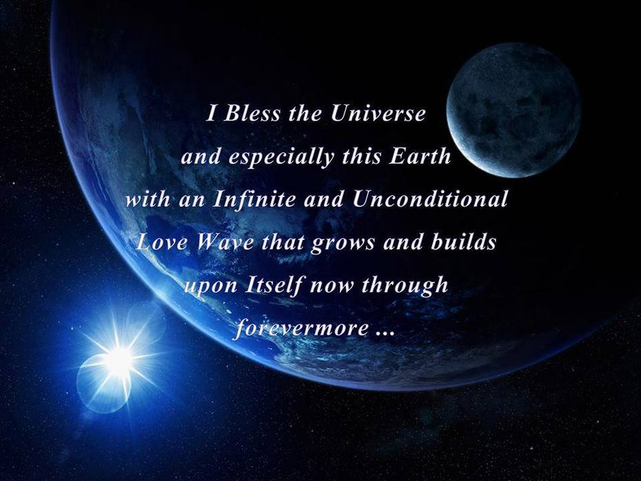 unconditional love earth