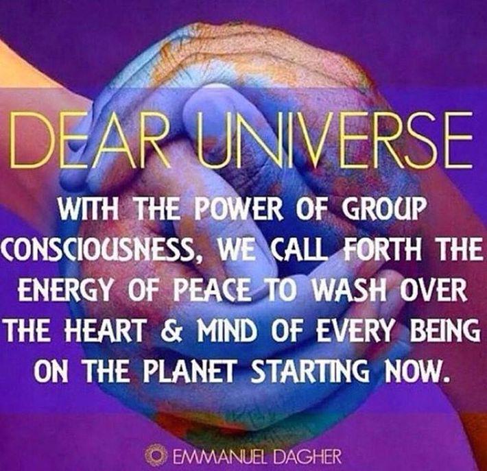 universe group consciousness