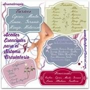 Aromaterapia Sistema Circulatorio