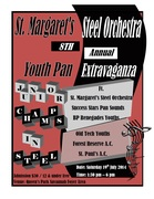 St. Margaret's Youth Pan Extravaganza 2014