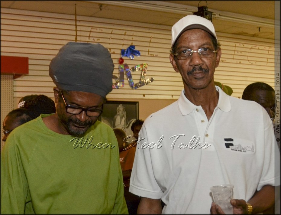 Celebrating the life of Eddie Quarless in New York - A Musical Send-off