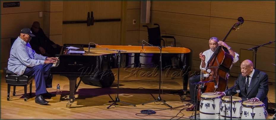 """""""Randy Weston presents Symposium in the Drum - From Africa to the New World"""""""