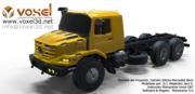 Camión Zetros