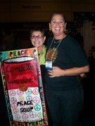 """""""PEACE SOUP""""sold at SURF EXPO!"""