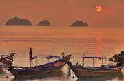 Sunset `5Island0002