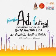 Hua Hin Arts Festival 2010
