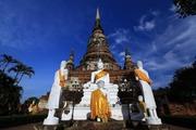 Yaichaimongkhon Temple_Ayutthaya