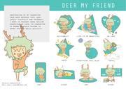 deer my friend Character Design