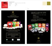 LeBua - Organics Stand Brochure