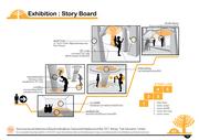 SET Money Tree Exhibition: Storyboard