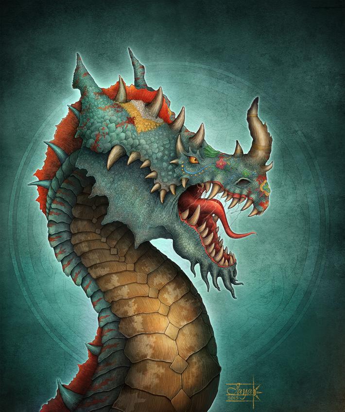 Indian Dragon