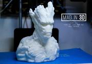 3D Print Service : Groot