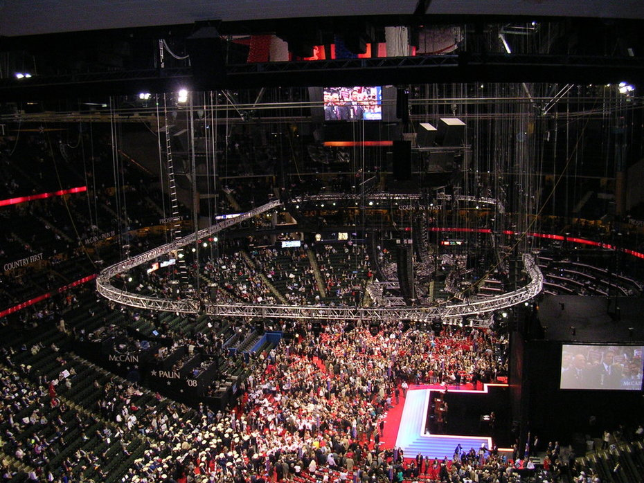 Republican National Convention, St. Paul, MN