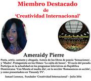 Miembro destacado Ameraidy Pierre