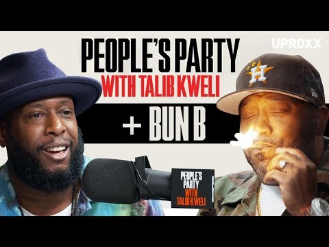 Bun B of UGK on People's Party with Talib Kweli (Full Interview)