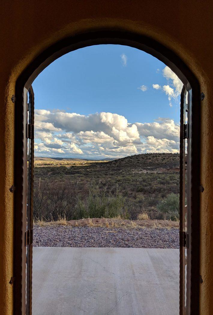 Doorways that Open