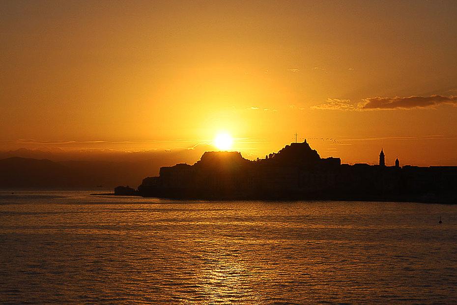 Kerkyra Sunset