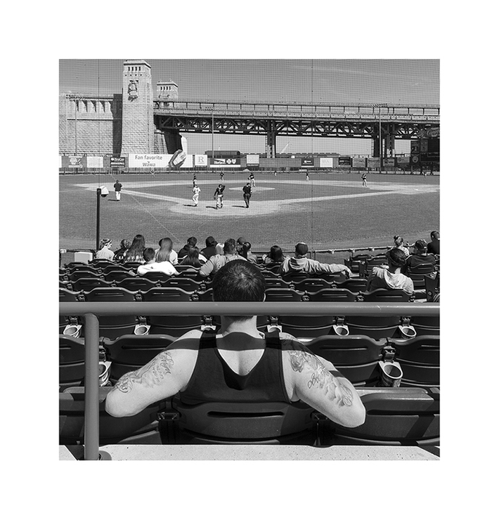 A day at the ballpark