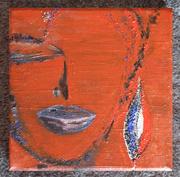 N°1 Métitative , Face to woman