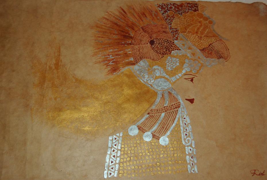 Femme maya