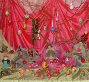 Table de fête de Pâques de L'Oiseau Lyre