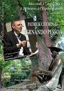 Patrick Chemin dit Fernando Pessoa