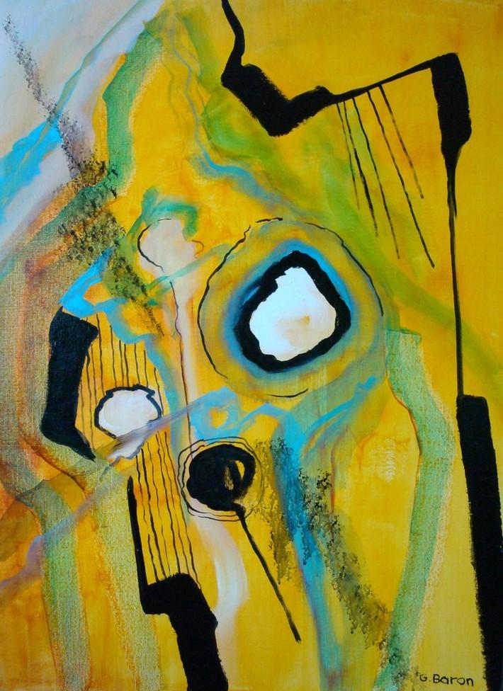 composition jaune