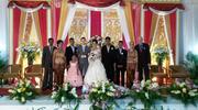 Mariage de mon fils le 6 Août 2014 en Indonésie