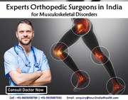 Experts Orthopedic Surgeons for Musculoskeletal Disorders in India