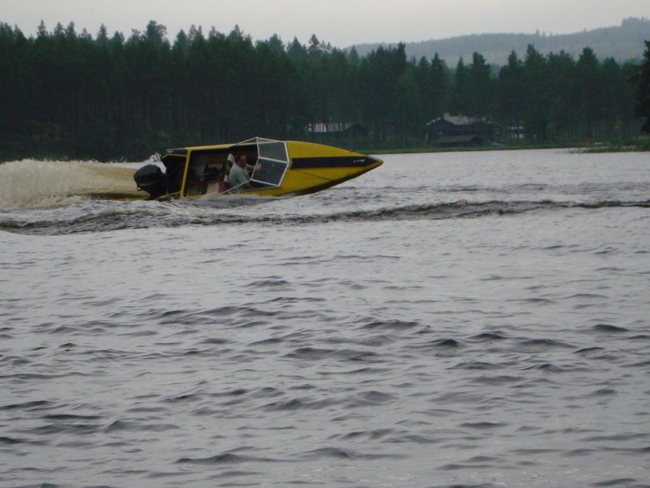Venjan båt, Merc 85xs