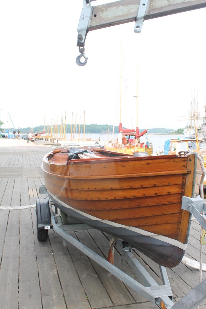 Veteranbåtsmöte Karlskrona 2012