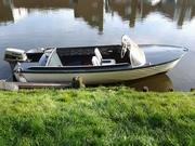 Min restaurering båt