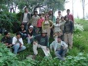 Expedicion Cerro de la Estrella 2010. ENAH.