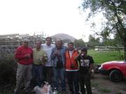 con la banda teotihuacana