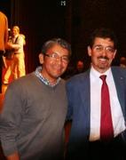 YO CON EL SR. ALESSANDRO LUPO